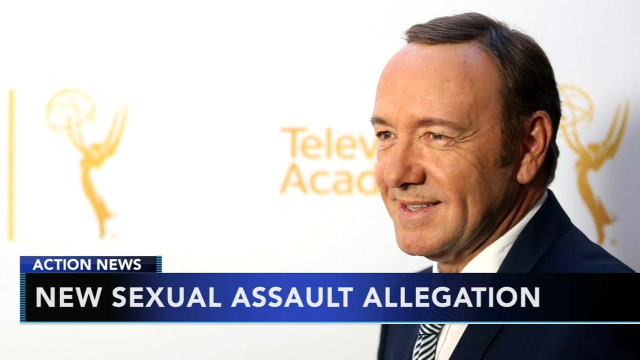 Kevin Spacey dropped from movie
