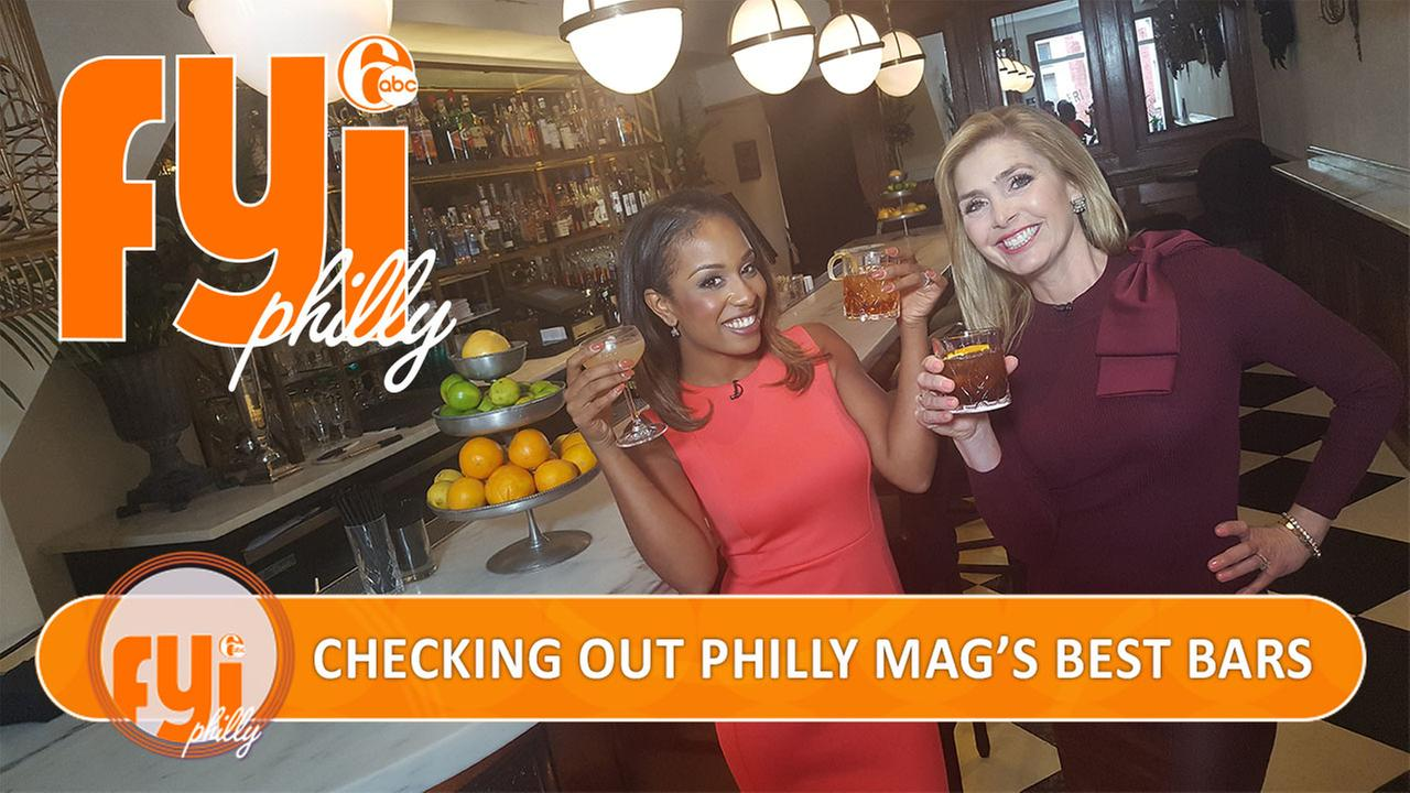 Scoping out Philly Mag's best bars, fall fashion and more