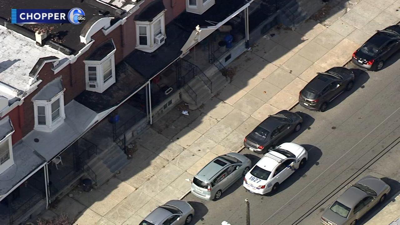 Woman stabbed, set on fire in West Philadelphia
