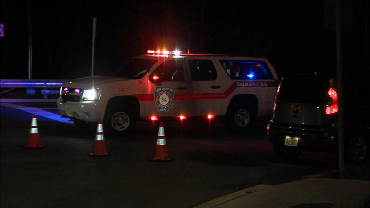 Woman killed by hit and run driver in Burlington County