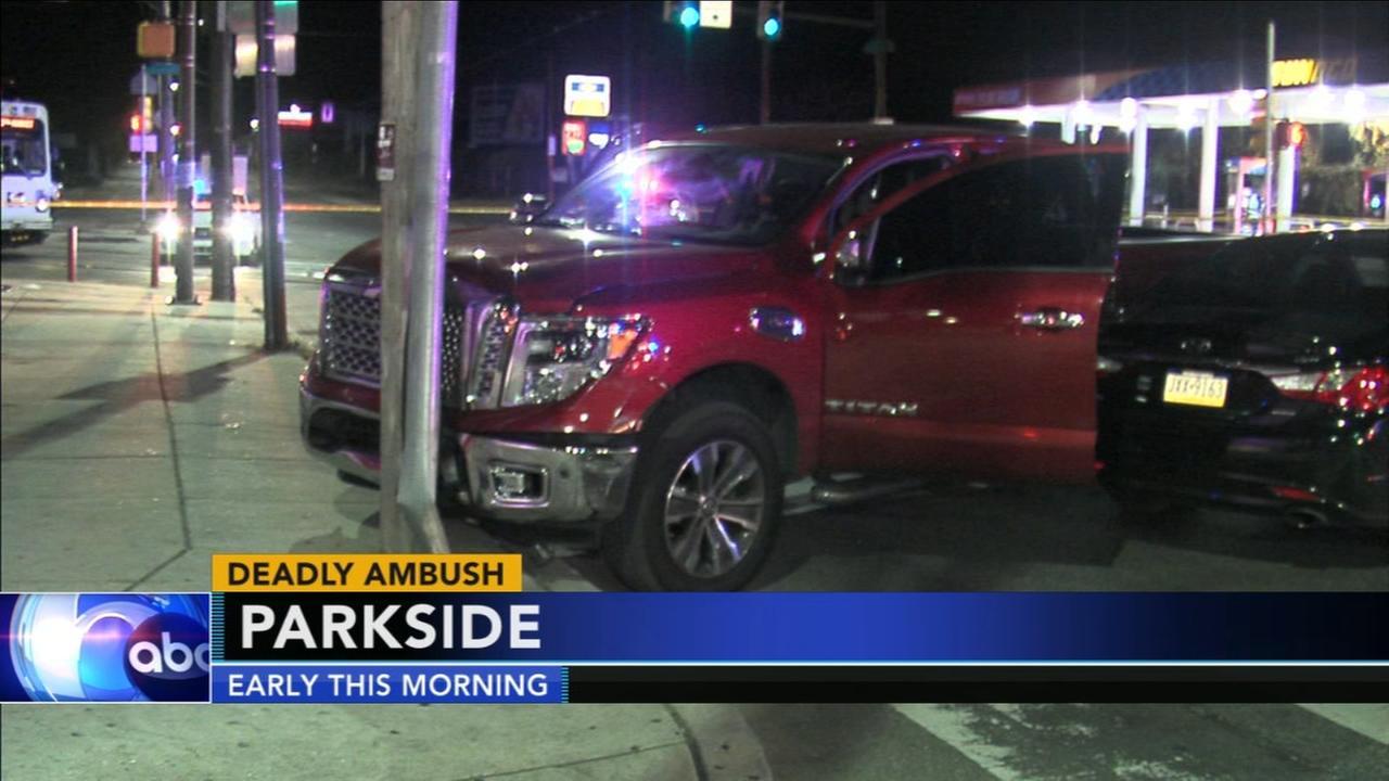 Ambush at Philadelphia gas station leaves man dead