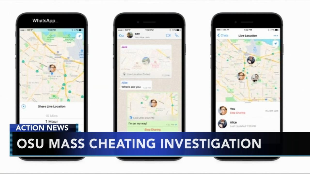 83 Ohio State students accused of using mobile app to cheat on classwork