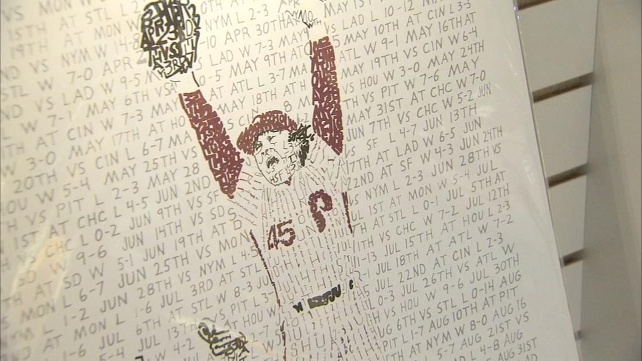 Philly Word Art opens at King of Prussia Mall