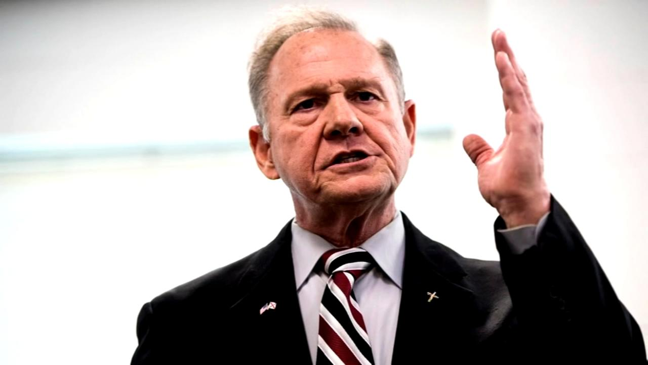 Roy Moore investigation