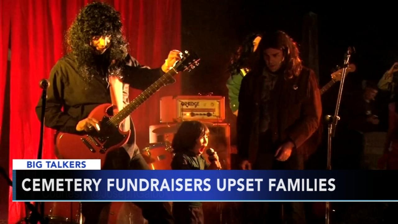 Cemetery fundraisers upset families in Jersey City