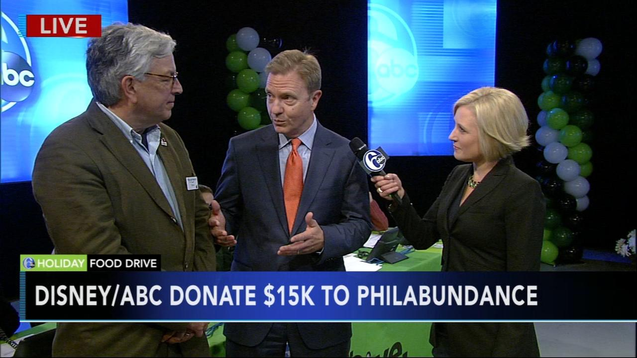 6abc hosts 5th annual Holiday Food Drive