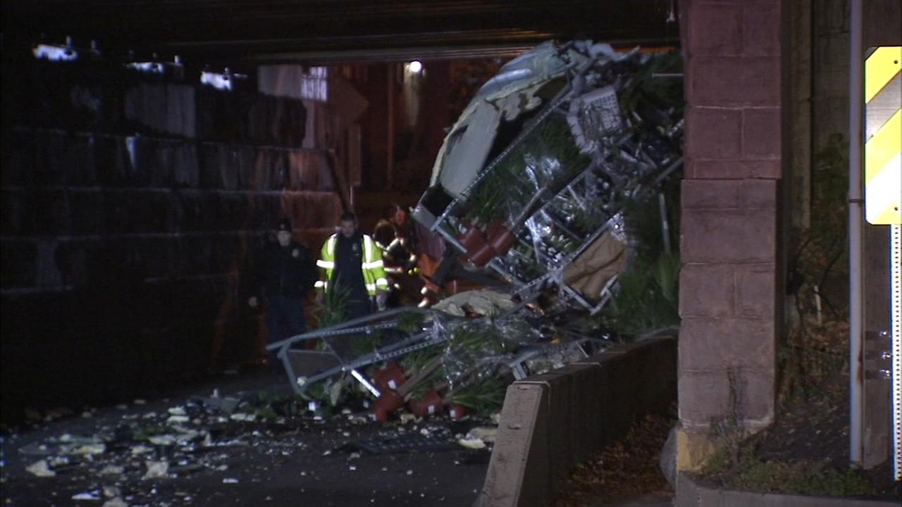 Radnor Twp. roadway reopens after tractor trailer crash