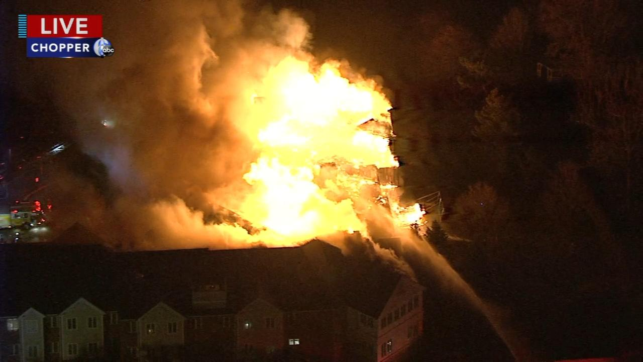 Fire at West Chester assisted living community