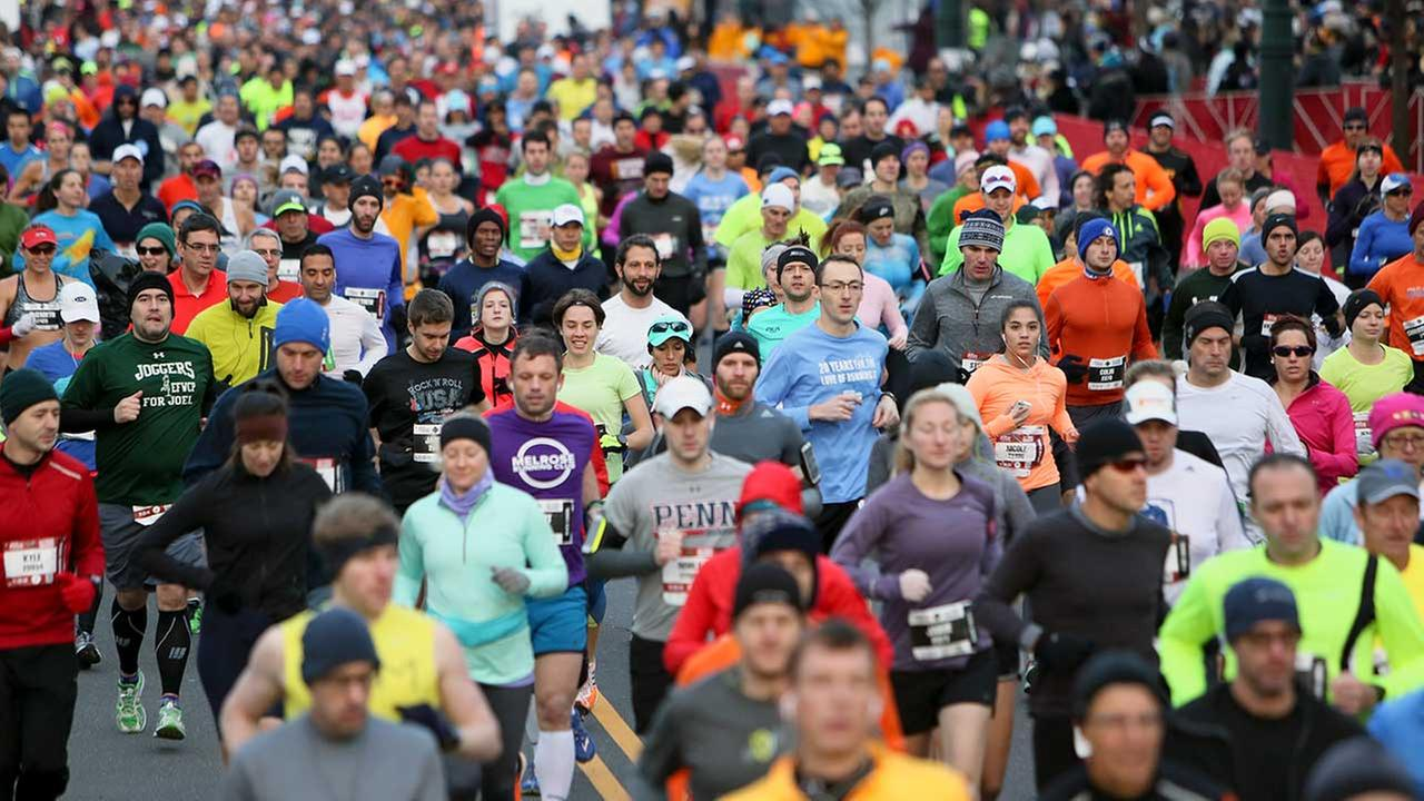 Road closures for 2017 Philadelphia Marathon weekend