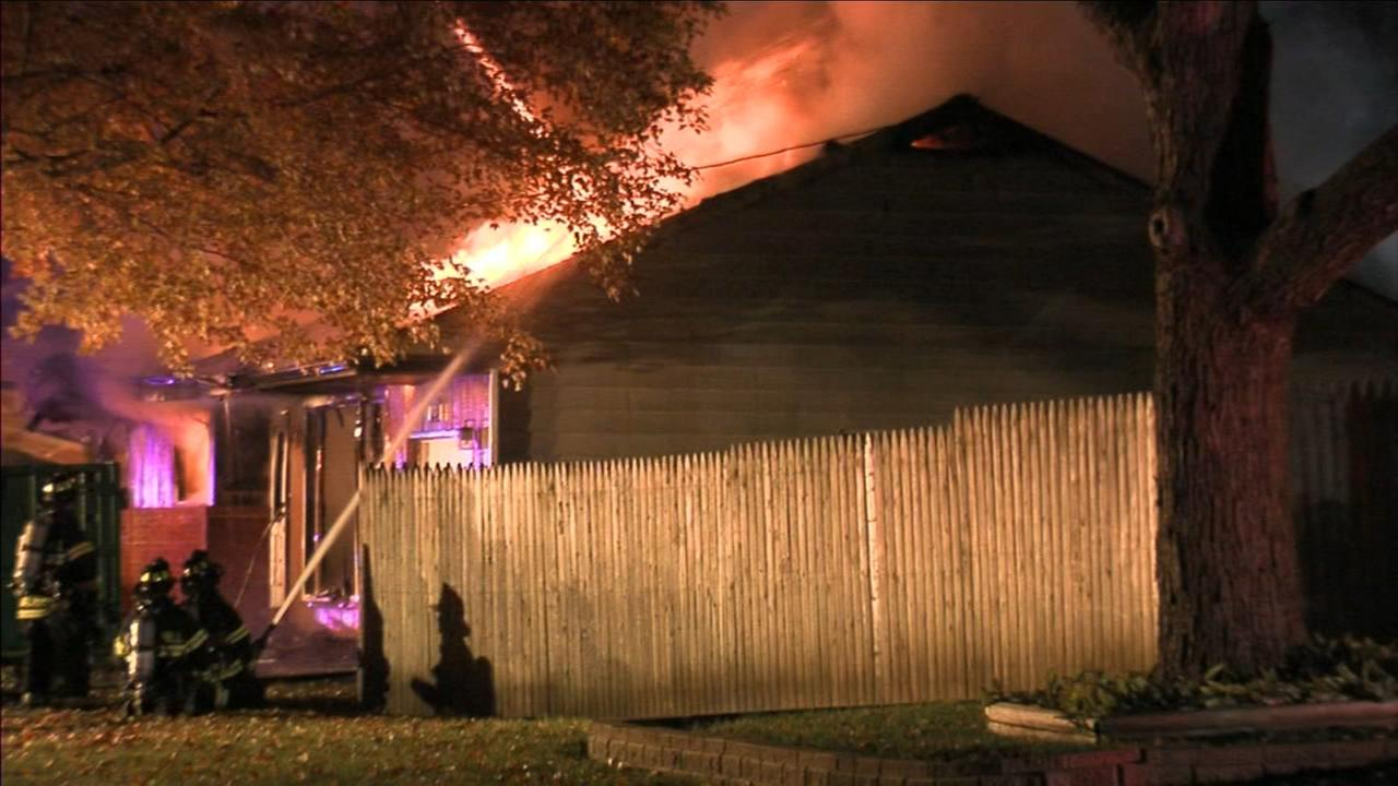 Cherry Hill home destroyed by fire