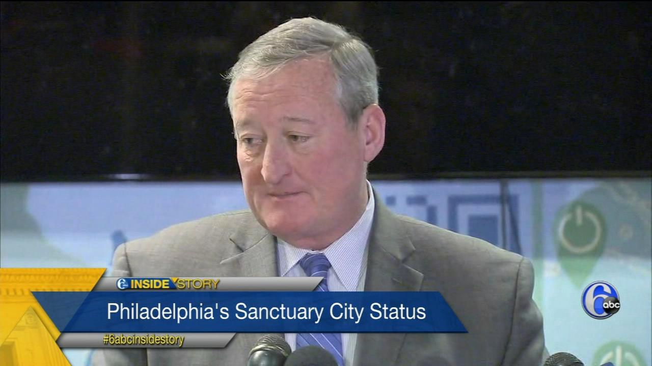 Inside Story: The latest on Phillys status as a Sanctuary City, Meek Mills sentence and more