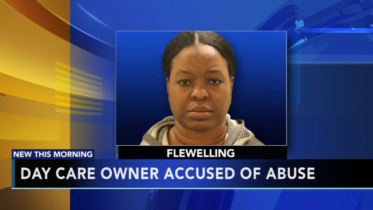 Day care owner charged
