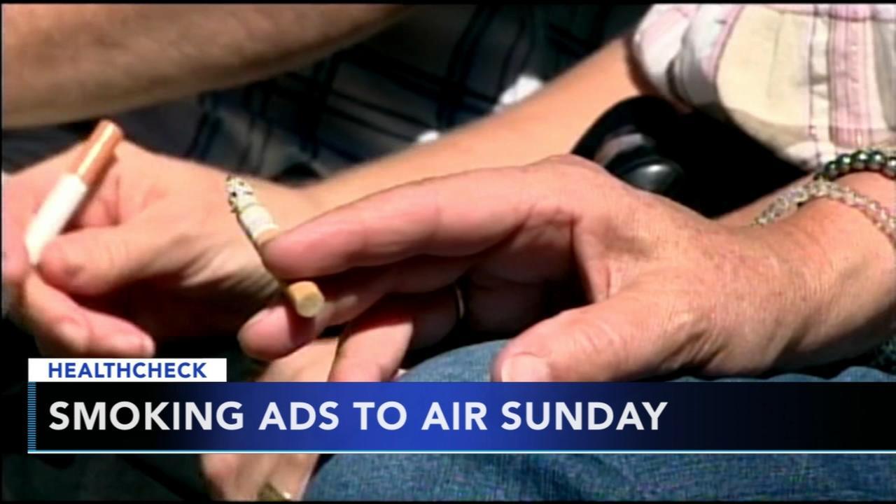 Big Tobaccos anti-smoking ads begin after decade of delay