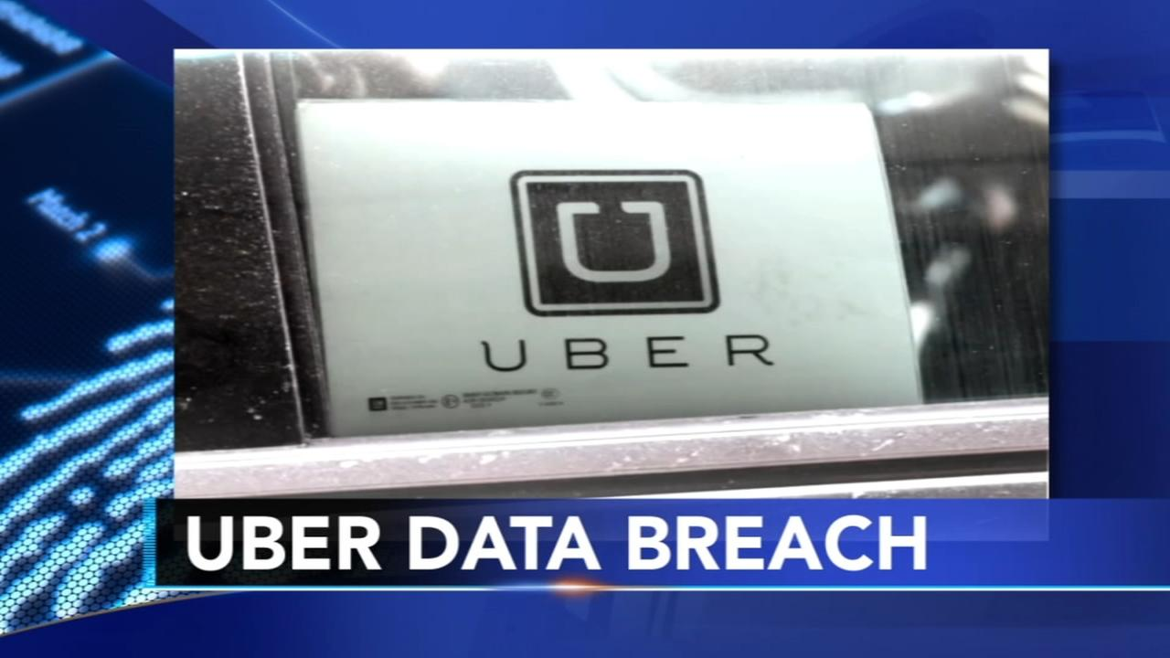 Ubers concealed data breach affects 57 million users