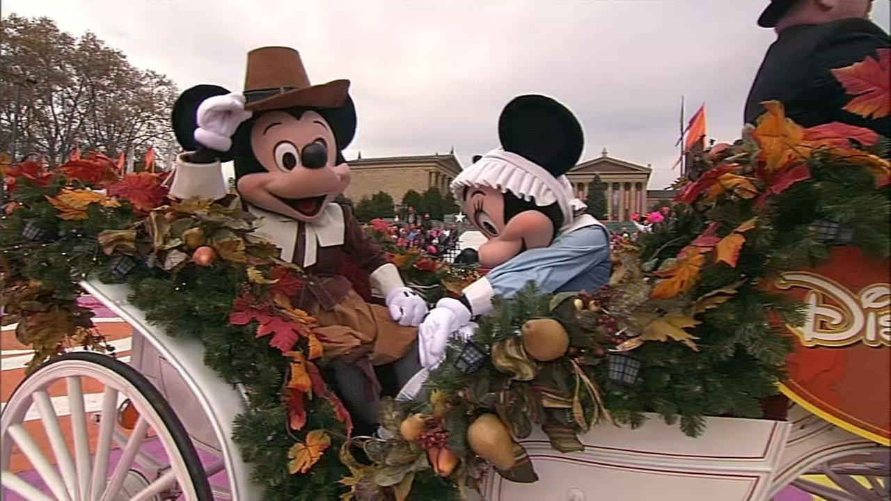 Video of what to expect at the Thanksgiving parade