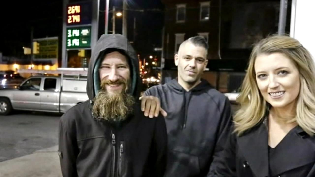 More than $200,000 raised to help Philly homeless man who used last $20 to help N.J. woman