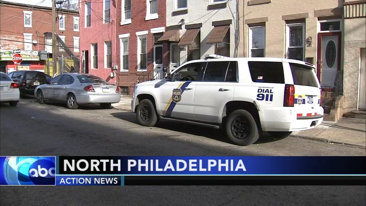 North Philadelphia shooting leaves two men injured