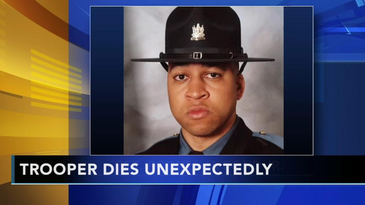 Delaware State Police announce untimely death of trooper