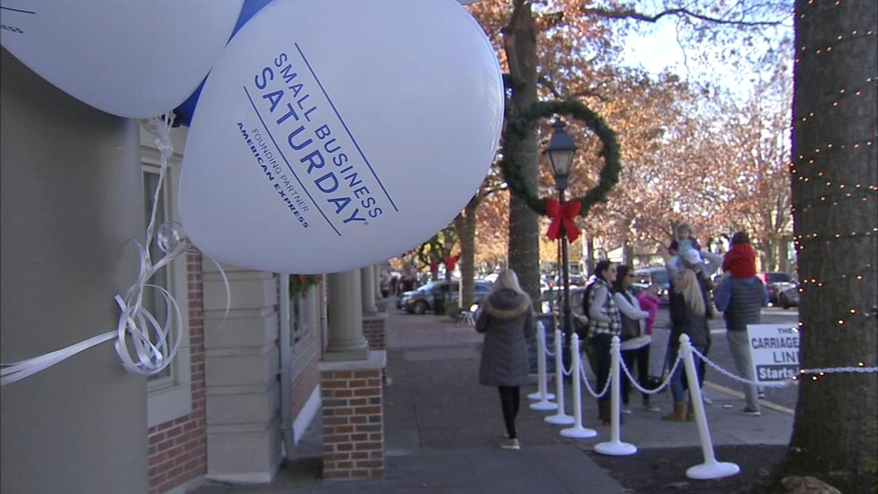 Small Business Saturday shopping in Philly and NJ