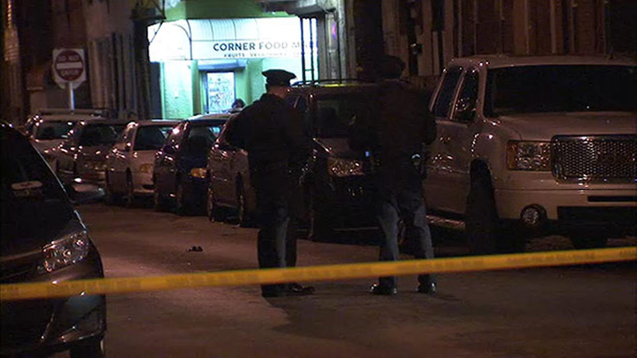 2 men, both 40, shot and injured in North Philadelphia