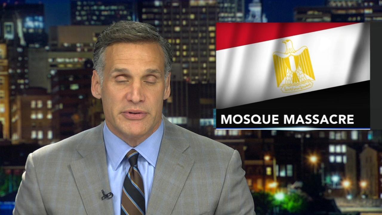 Survivors recall attack on mosque in Egypts Sinai, 305 dead