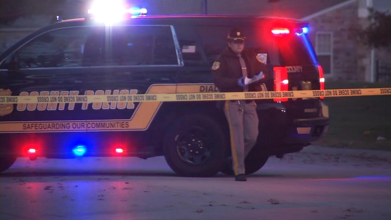 RAW VIDEO: Man shot in Bear, Delaware