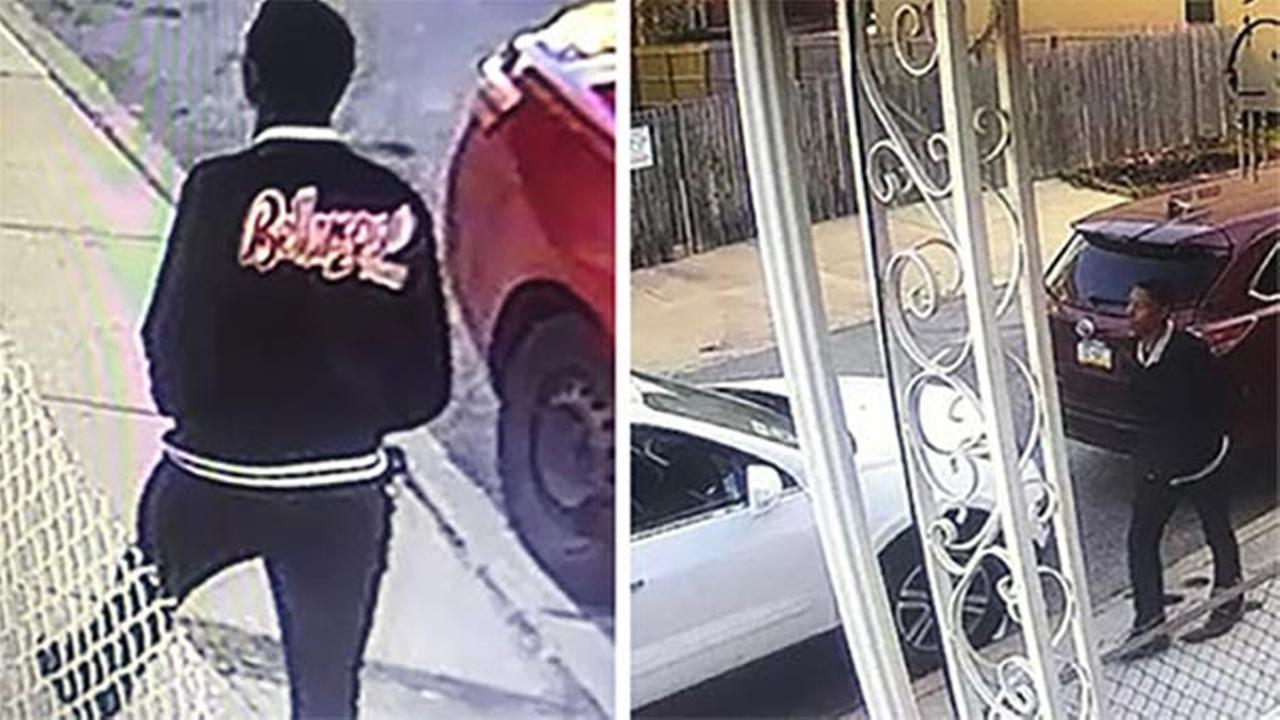Suspect sought for robberies, sex assault in Germantown