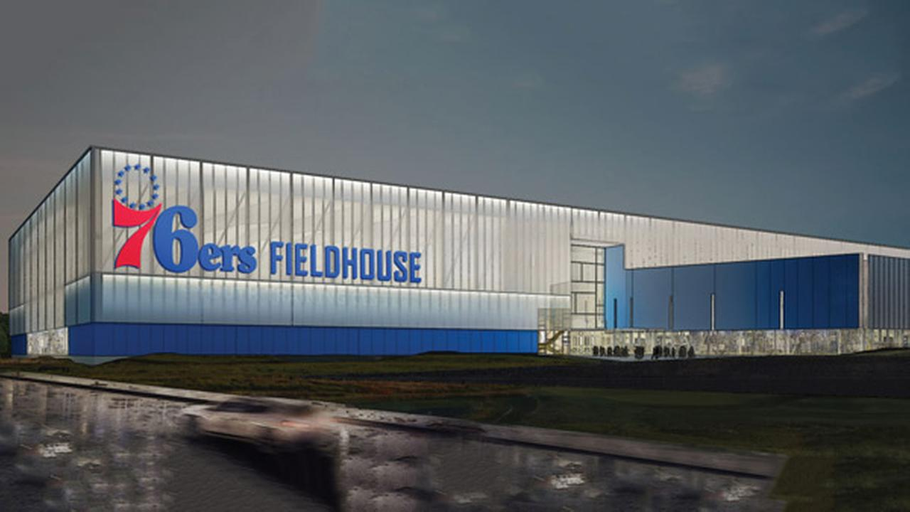 76ers Fieldhouse opening in Wilmington