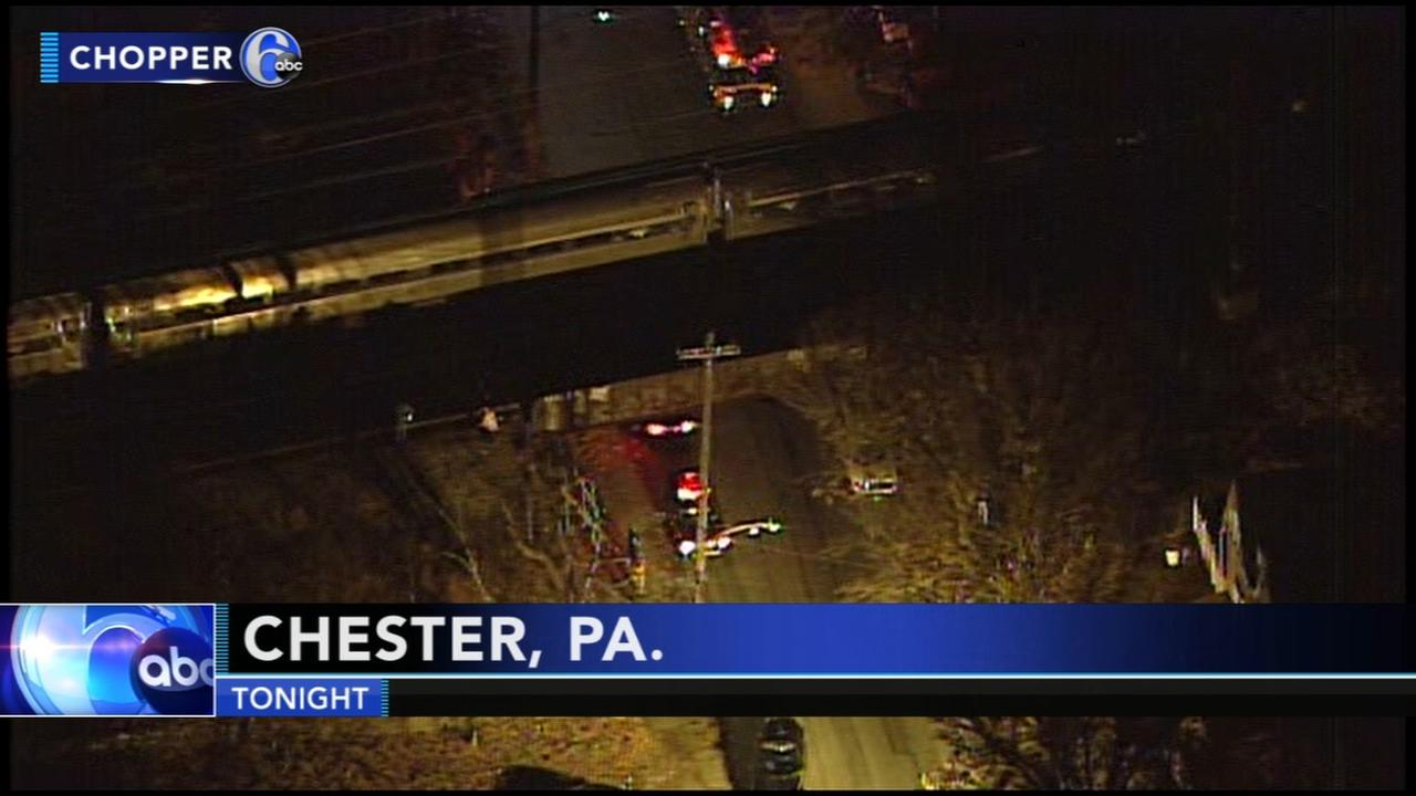 Person killed by Amtrak train in Chester