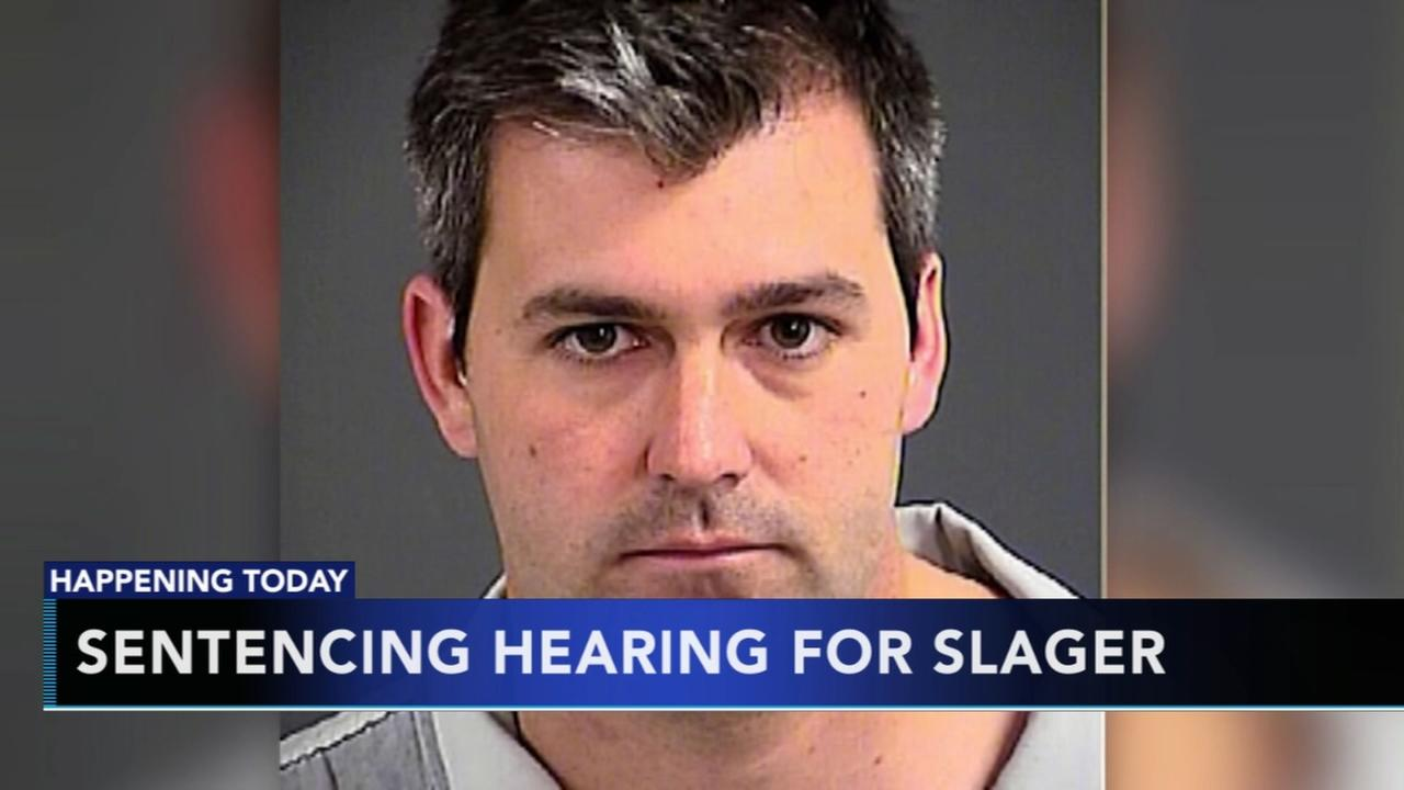 Sentencing starts for officer who shot, killed unarmed man