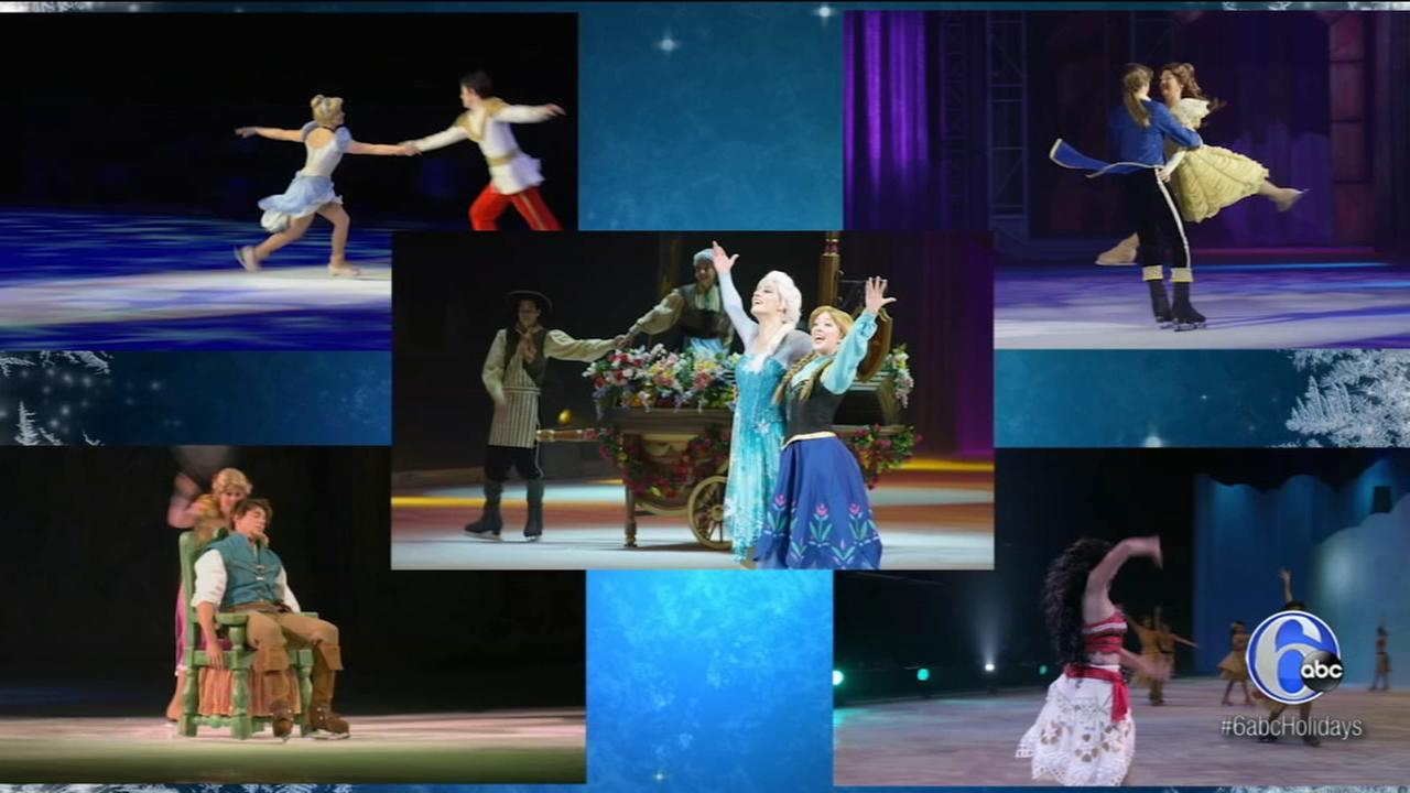 6abc Holiday Special: Disney on Ice and Rothman Rink Ticket Sweepstakes