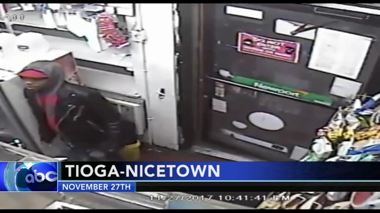 Woman robbed in Tioga-Nicetown