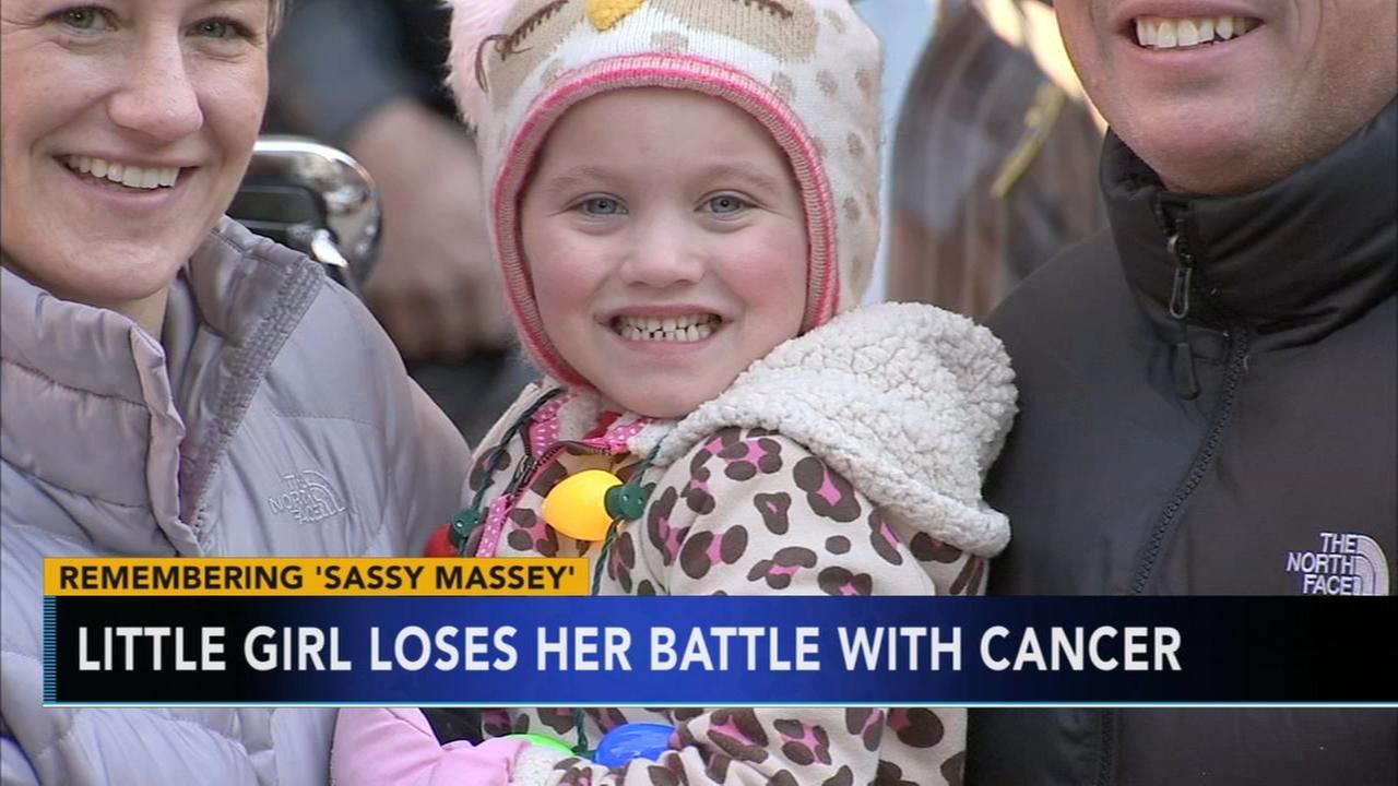 Jillian Sassy Massey dies of cancer