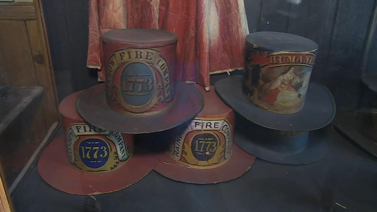 FYI Philly Bonus: Five Saints historical mementos