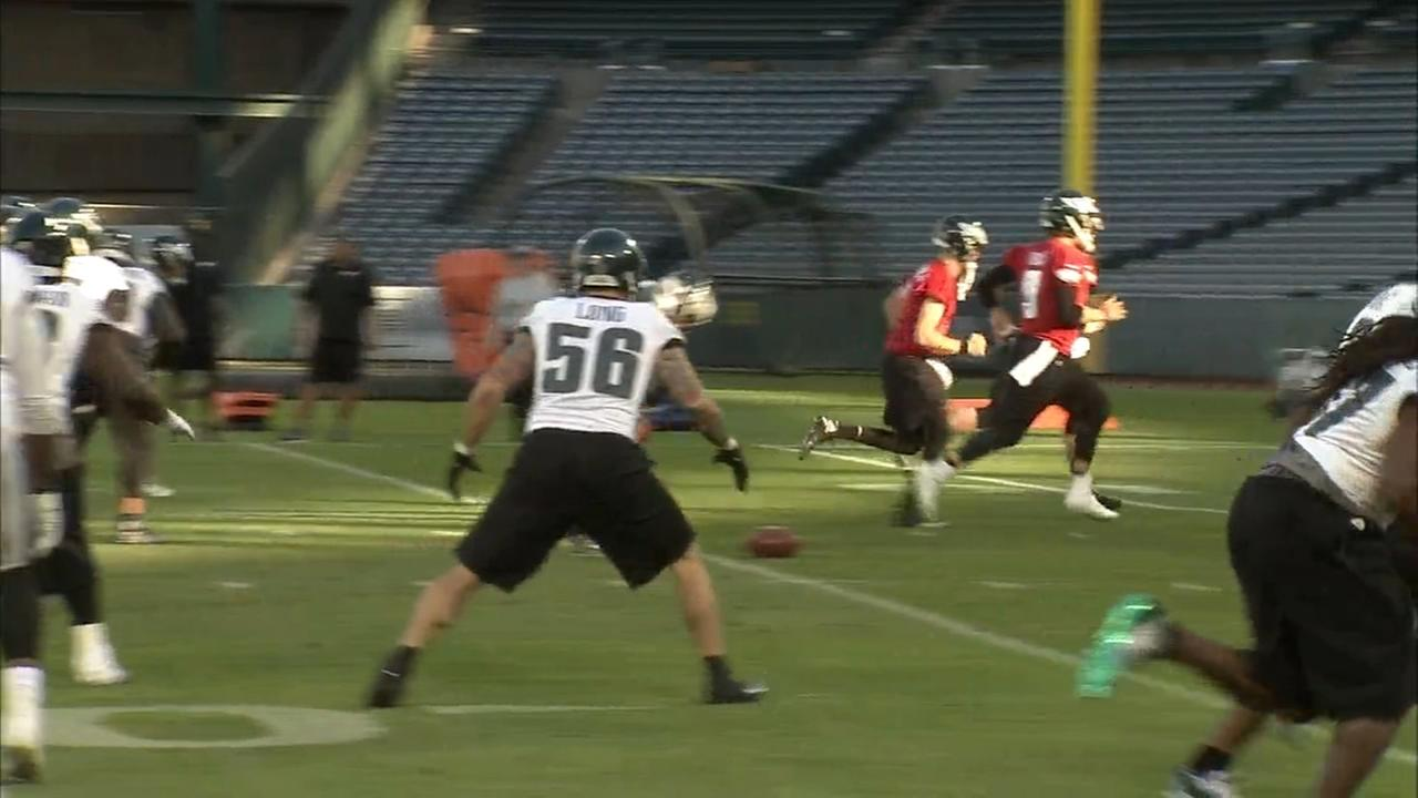 Sports Flash: How the Eagles will rebound after loss