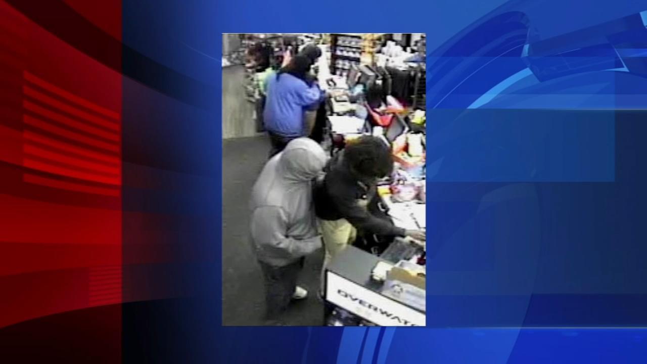 Knife-point robbery at Washington Twp. GameStop