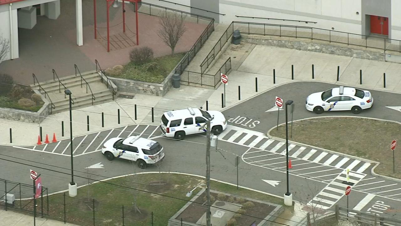 RAW VIDEO: School locked down in Frankford