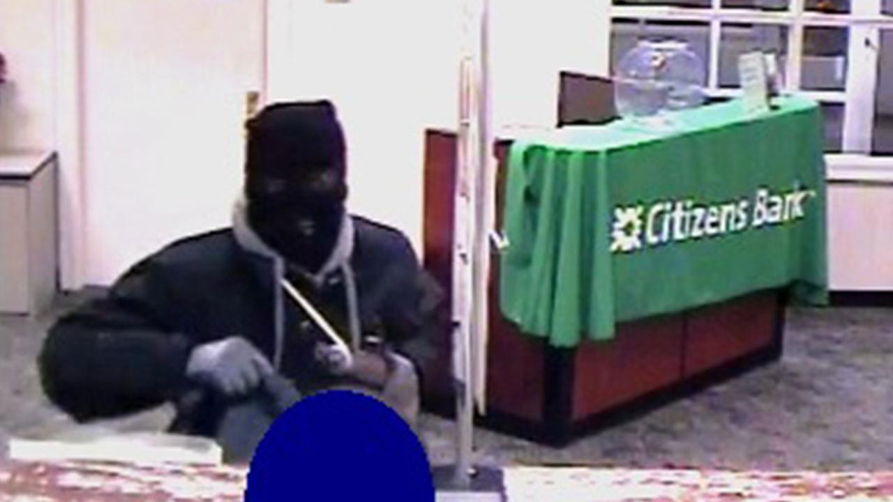Authorities are asking for the publics help to identify and locate the subject responsible for an armed robbery at a Philadelphia bank Friday night.