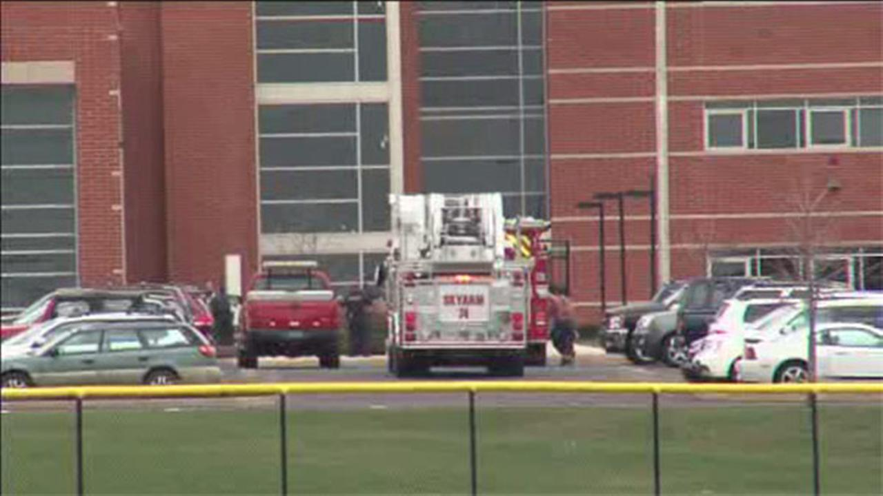 Bomb threat forces evacuation of Souderton Area High School