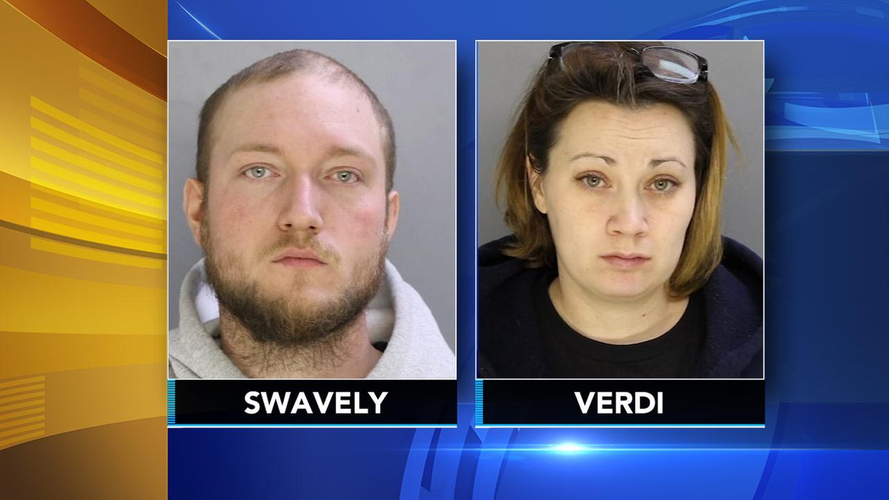 Joshua Swavely and Kimberly Verdi