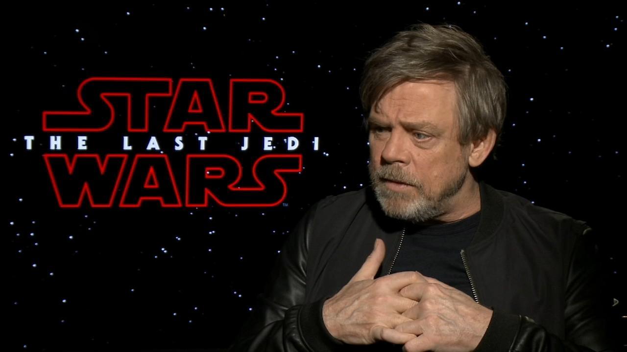 Sharrie Williams interviews Star Wars Mark Hamill