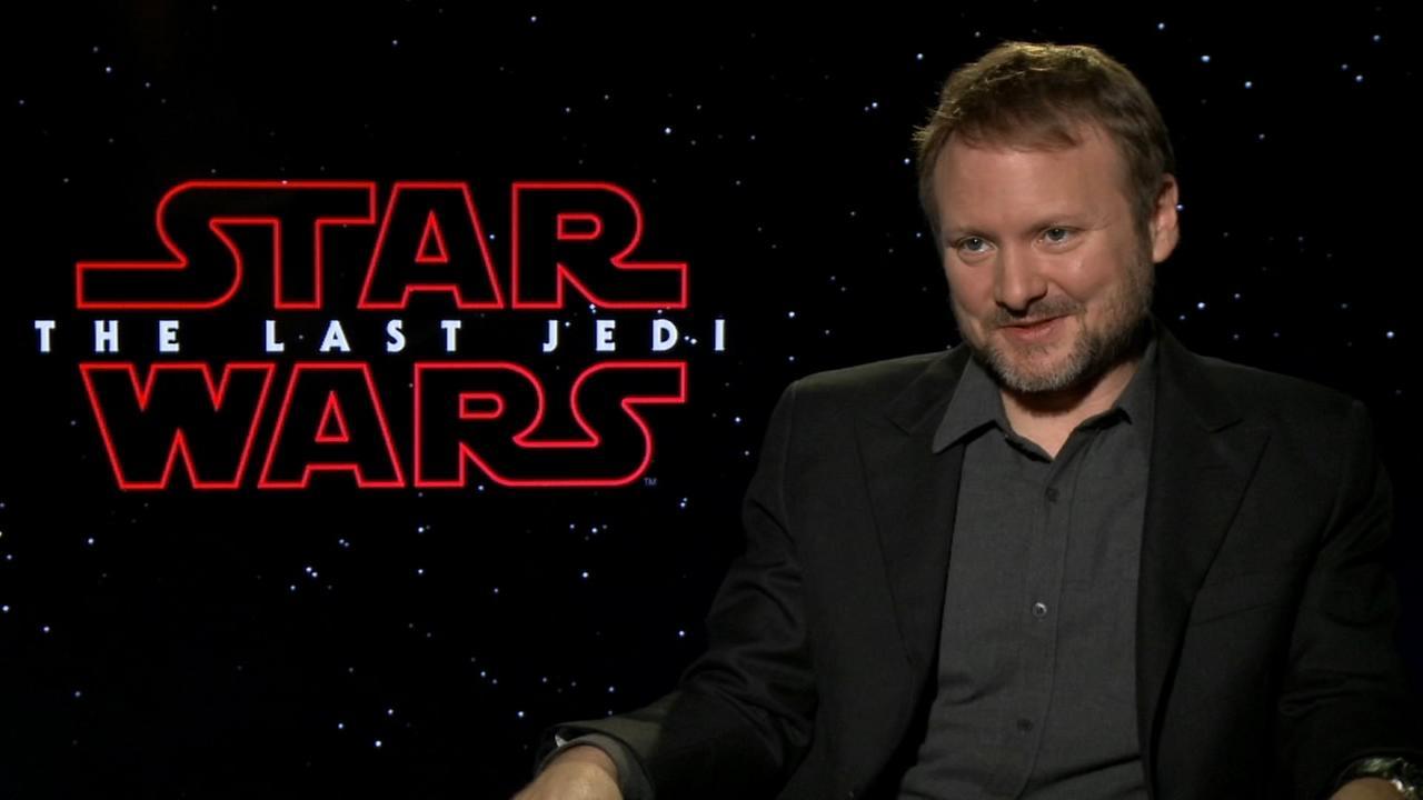 Sharrie Williams interviews Star Wars Rain Johnson