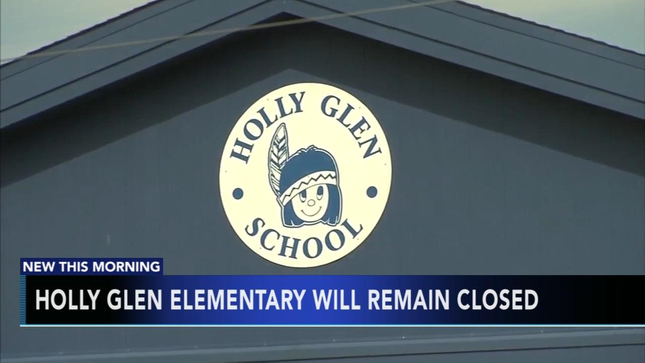Holly Glen Elementray will remain closed