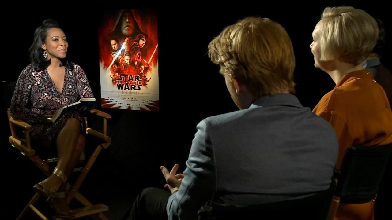 Sharrie Williams interviews Star Wars villains!