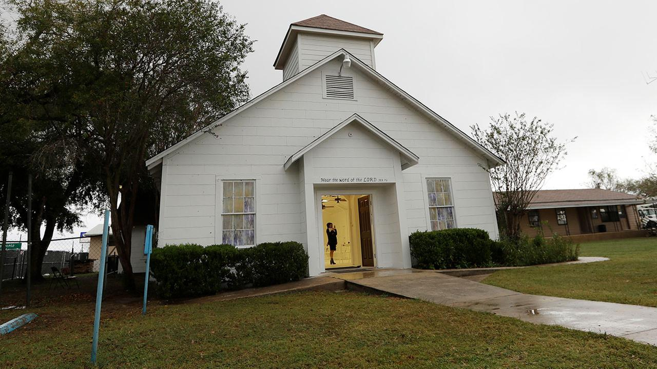 Relatives of three people killed in the November shooting rampage inside a Texas church are suing a sporting goods chain that sold two firearms to the gunman.