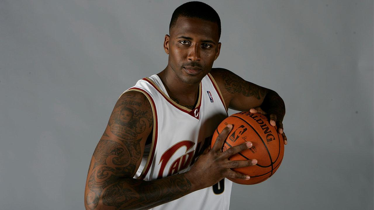 The ex-wife of former NBA player Lorenzen Wright has been charged in his slaying, more than seven years after his body was found in a field in his hometown of Memphis.
