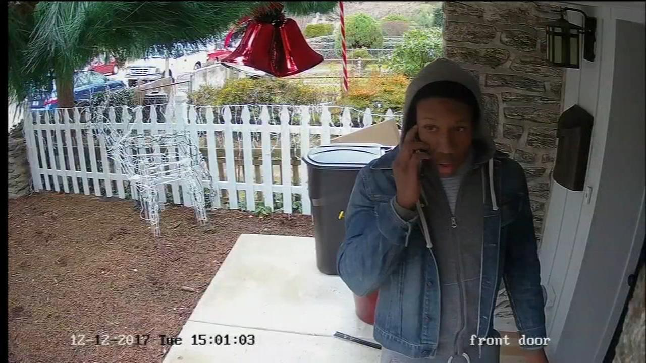 Wedding albums stolen from porch in East Mount Airy