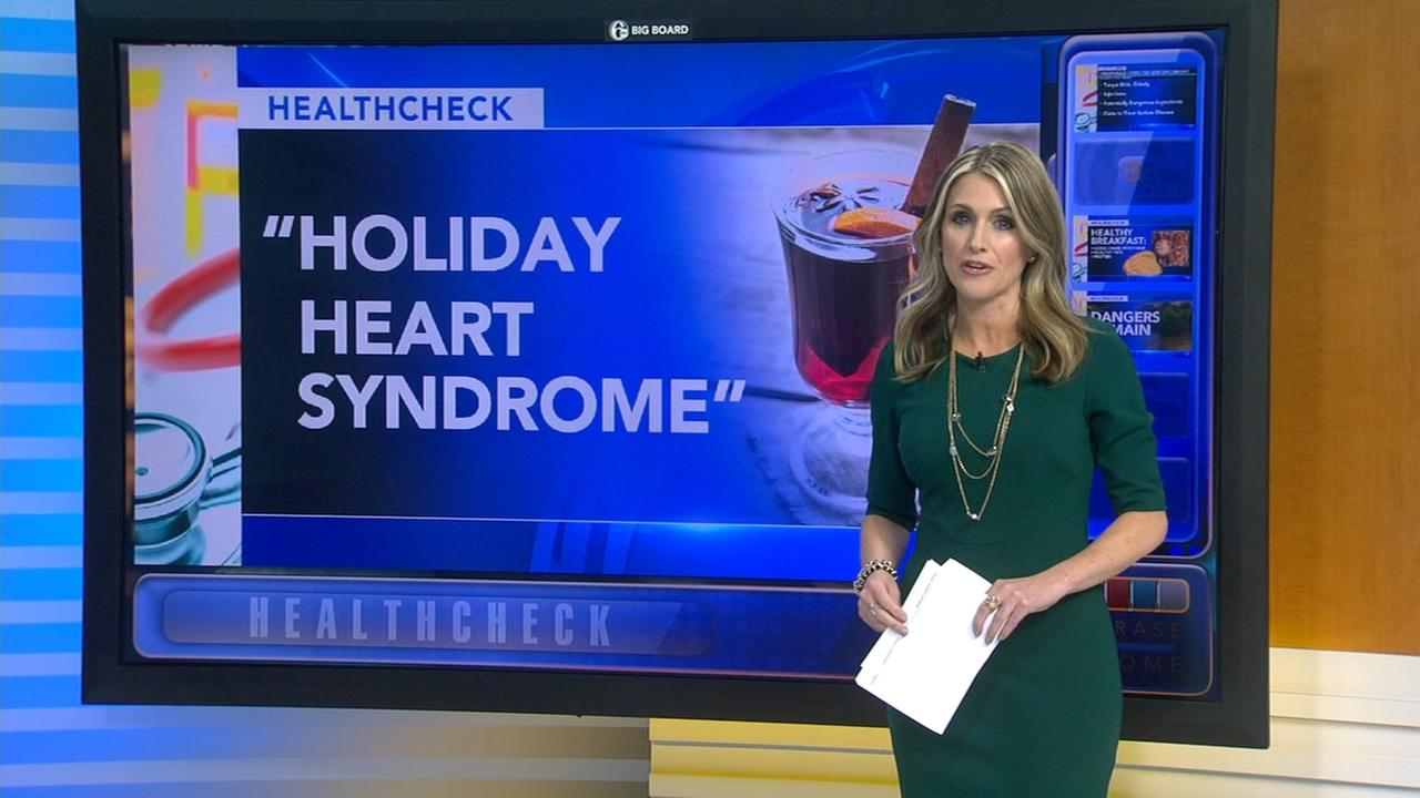 What is Holiday Heart Syndrome?