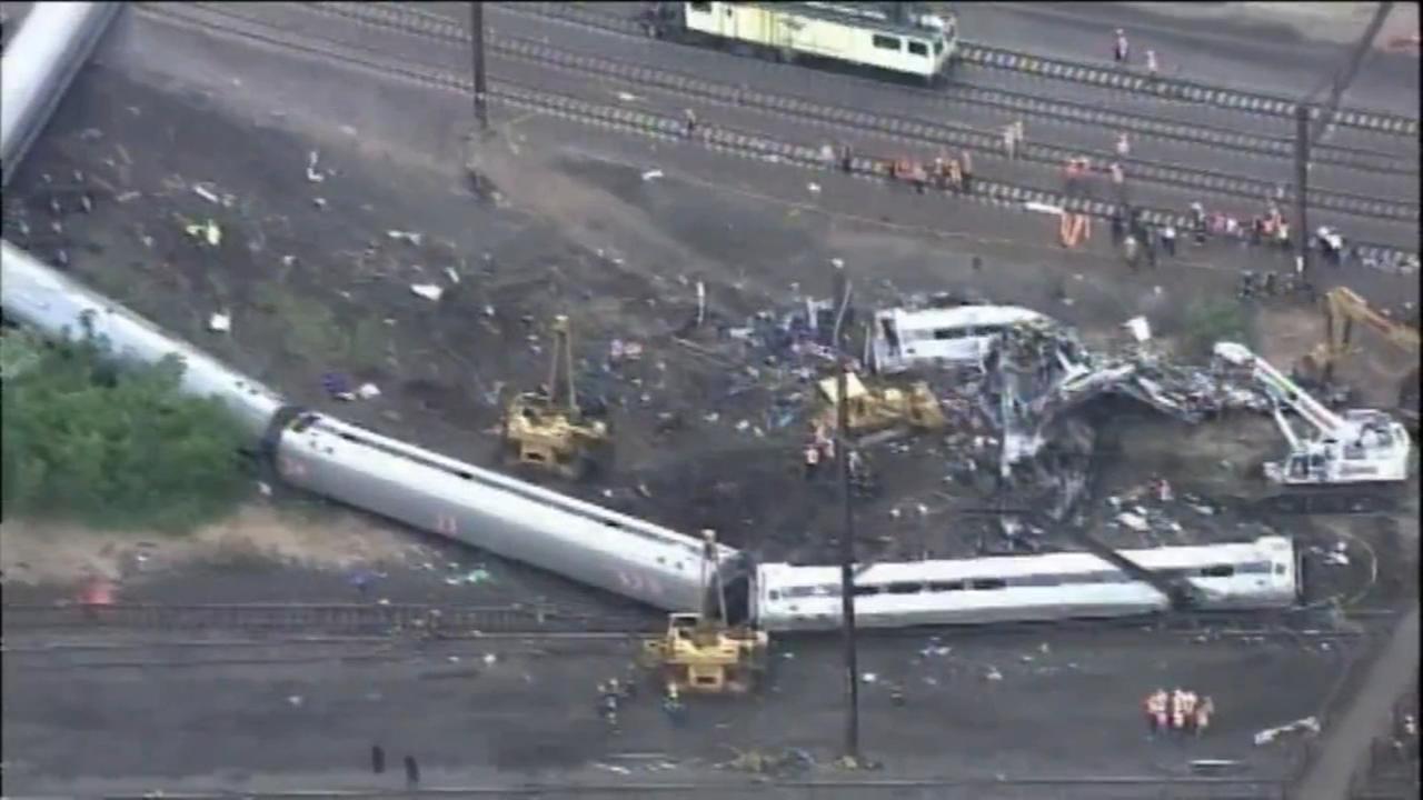 Amtrak derailment draws comparisons to Philly derailment