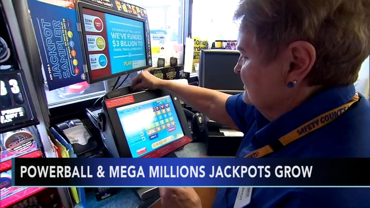 Powerball, Mega Millions jackpots grow